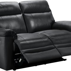 Argos Black Recliner Sofa Sets Uk Home New Paolo 2 Seater Manual