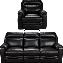 Argos Black Recliner Sofa Bed Sacramento Ca Sale On Collection New Paolo Large Manual