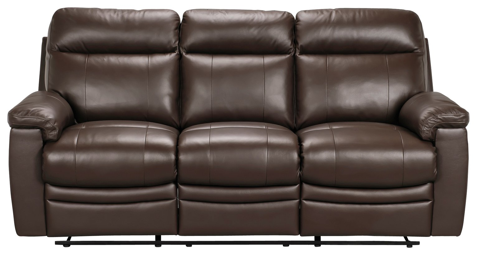 3 seater recliner sofa sale mid century modern microfiber on collection new paolo manual