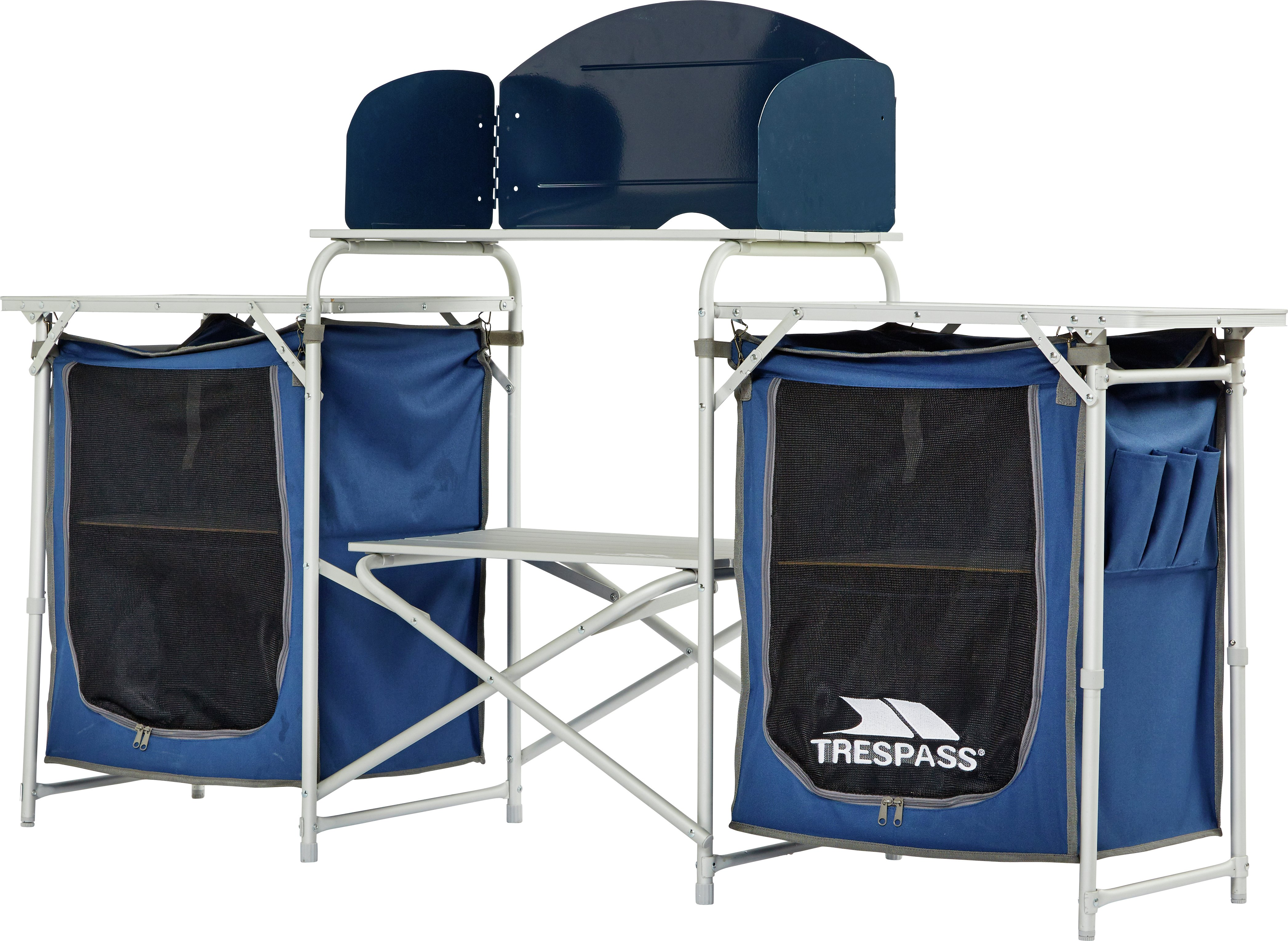 folding kitchen table and chairs argos couch chair covers bed bath beyond sale on trespass camping now