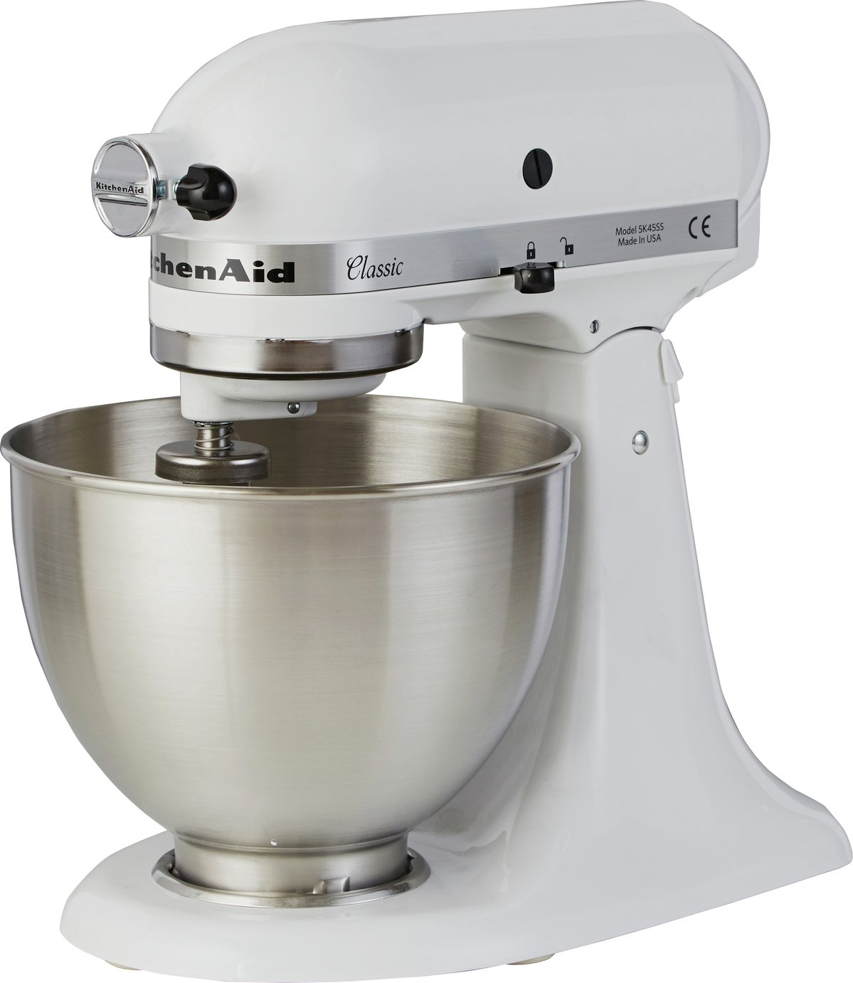 kitchen aid mixer reviews ikea pull out pantry kitchenaid 5k45ssbwh classic stand review