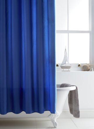 buy argos home shower curtain navy shower curtains argos