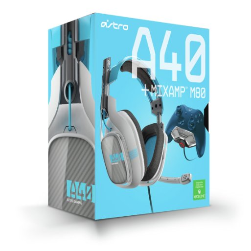 Buy Astro A40 Wired Gaming Headset For Xbox One At Argos