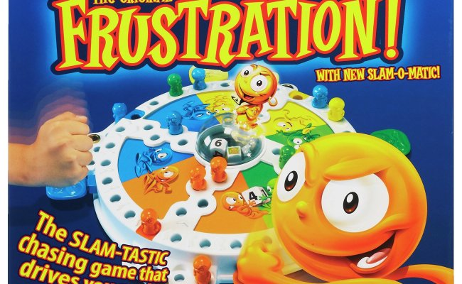 Frustration Game From Hasbro Gaming Gay Times Uk 14 99