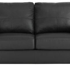 Black Leather Sofa Bed Argos Lazy Boy Mackenzie Home Logan 2 Seater Faux 3957600 Price Tracker Pricehistory Co Uk