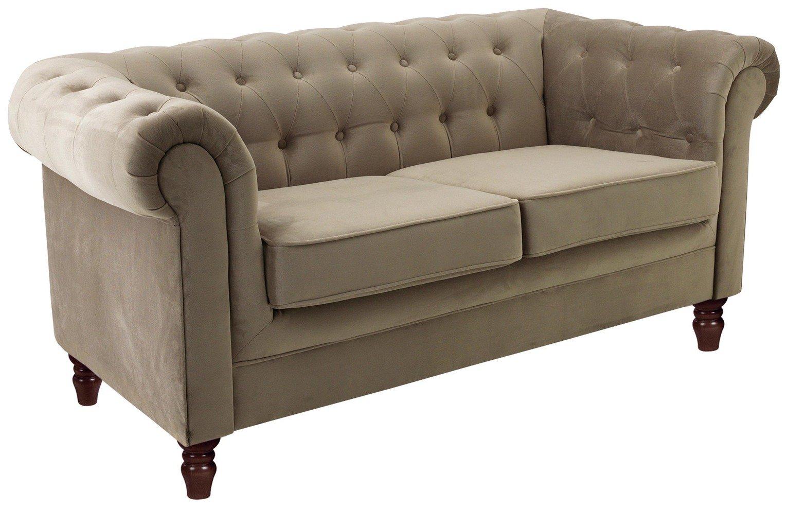 fabric chesterfield sofa argos wooden indian design