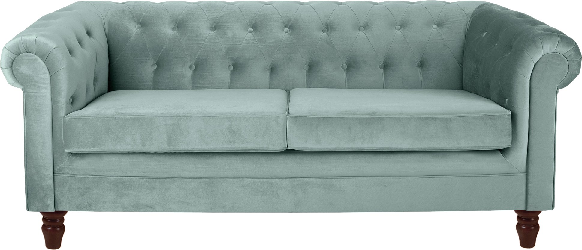 argos ava fabric sofa review flip toddler heart of house chesterfield 3 seater duck