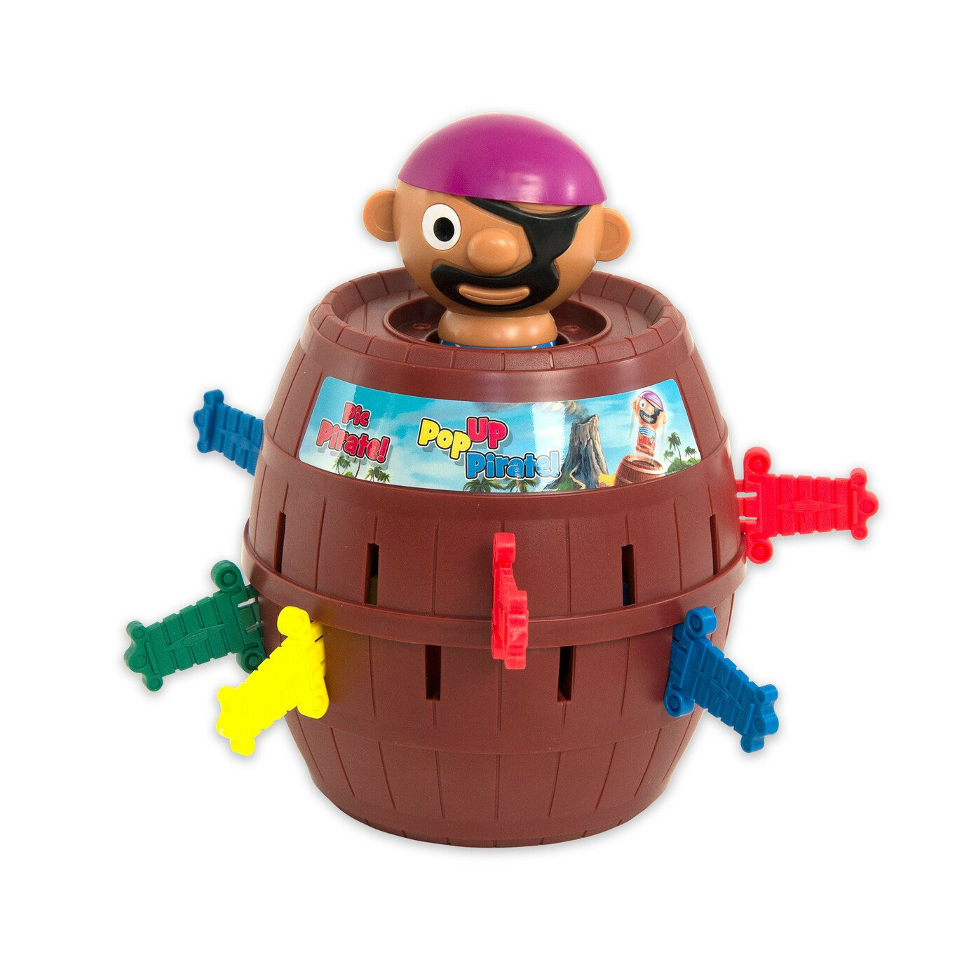 Buy Pop Up Pirate Game At Argos Co Uk Your Online Shop
