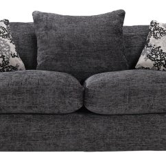 Argos Brooklyn Sofa Large Portland Sleeper Darcy Tv Unit Oak And Charcoal