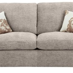Sofa Bed Argos Best Leather Sofas For The Money Home Tessa 2 Seater Fabric Mink 4240677