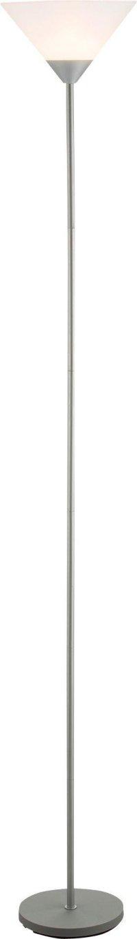 Buy Simple Value Uplighter Floor Lamp - Silver at Argos.co ...