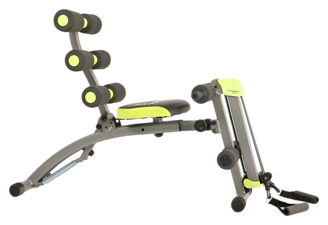 chair gym argos wedding cover hire chesterfield sale on wondercore ii 10 in 1 fitness machine