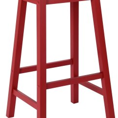Wooden Kitchen Chairs Argos Compact Folding Chair Hygena Solid Wood Saddle Bar Stool Review