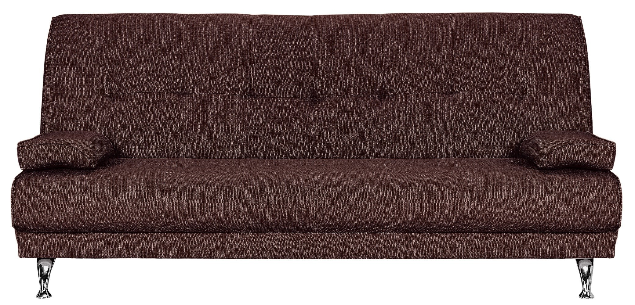 argos marwell clic clac sofa bed average cost to reupholster a uk sale on home sicily 2 seater fabric