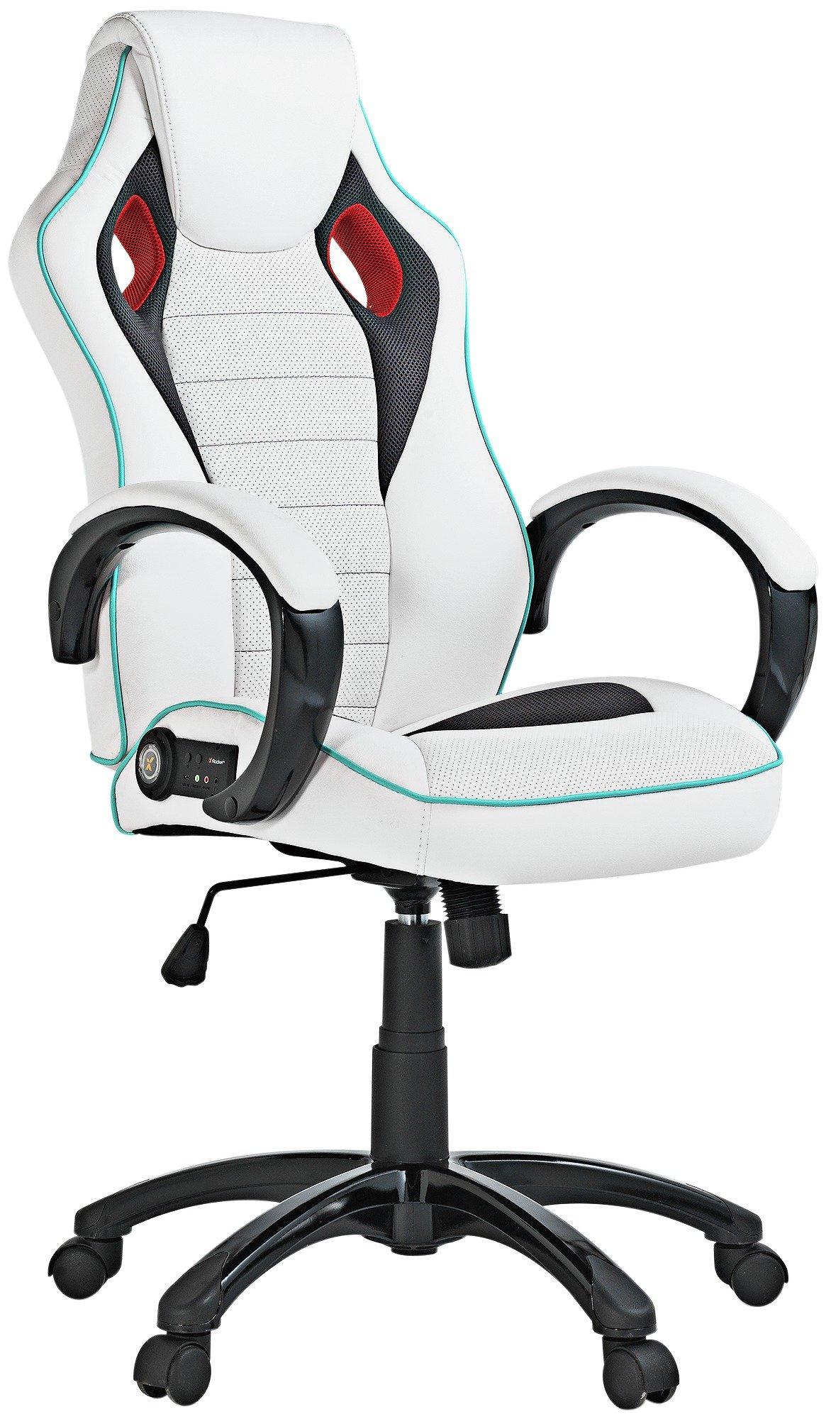 console gaming chair with long back x rocker archives buy refurbished