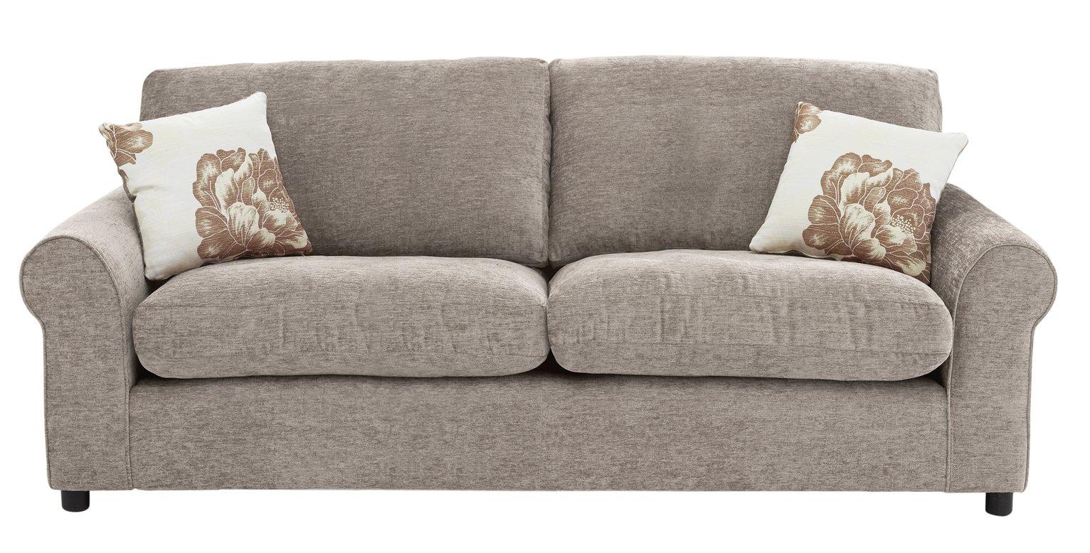 argos brooklyn sofa large lazy boy corner uk georgia in harrow mink