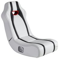 X Rocker Spectre White Gaming Chair PS4 Xbox One.