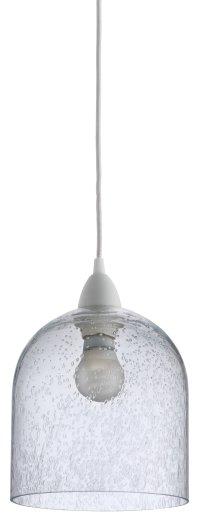 Buy Habitat Liv Bubble Glass Pendant Light Shade at Argos ...
