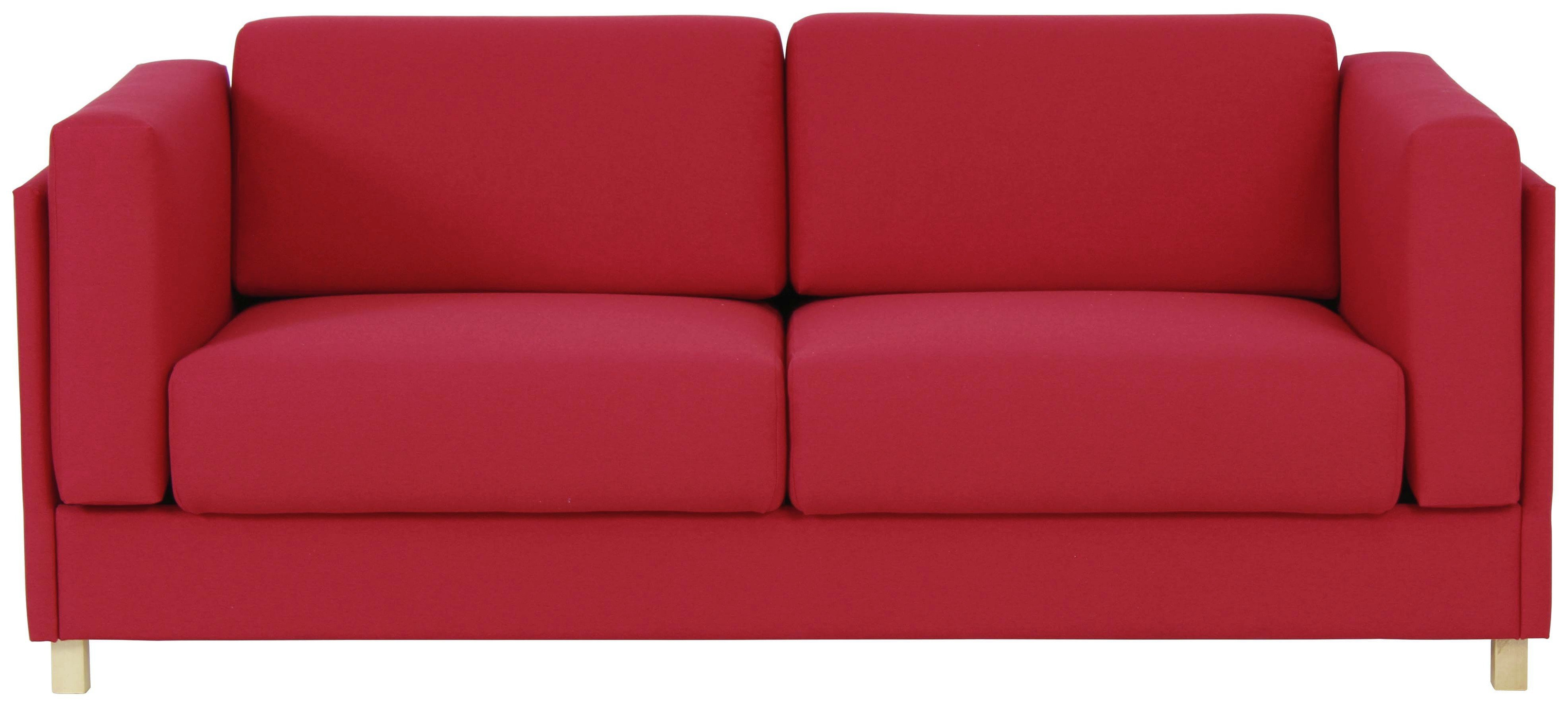 cheap sofas uk argos l shaped sofa deals habitat colombo 3 seater fabric red