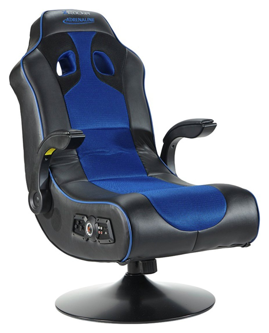 XRocker Adrenaline Gaming Chair  PS4  Xbox One 5657441
