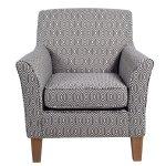 Argos Home Soren Fabric Accent Chair Charcoal 5663978 Argos Price Tracker Pricehistory Co Uk