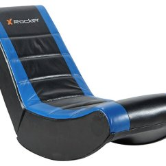 Rocker Es Game Chair Ab Lounge Buy X Gaming Black And Blue Chairs Argos