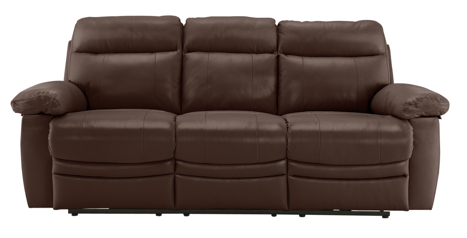 4 person reclining sofa average length of a two seater collection new paolo 3 power recliner choc