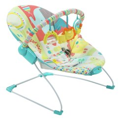 Argos Baby Bouncer Chair Wedding Covers Newbury Chad Valley Circus Friends