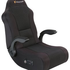 Best Gaming Chair For Ps4 Aluminum Management X Rocker Mission And Xbox One Review