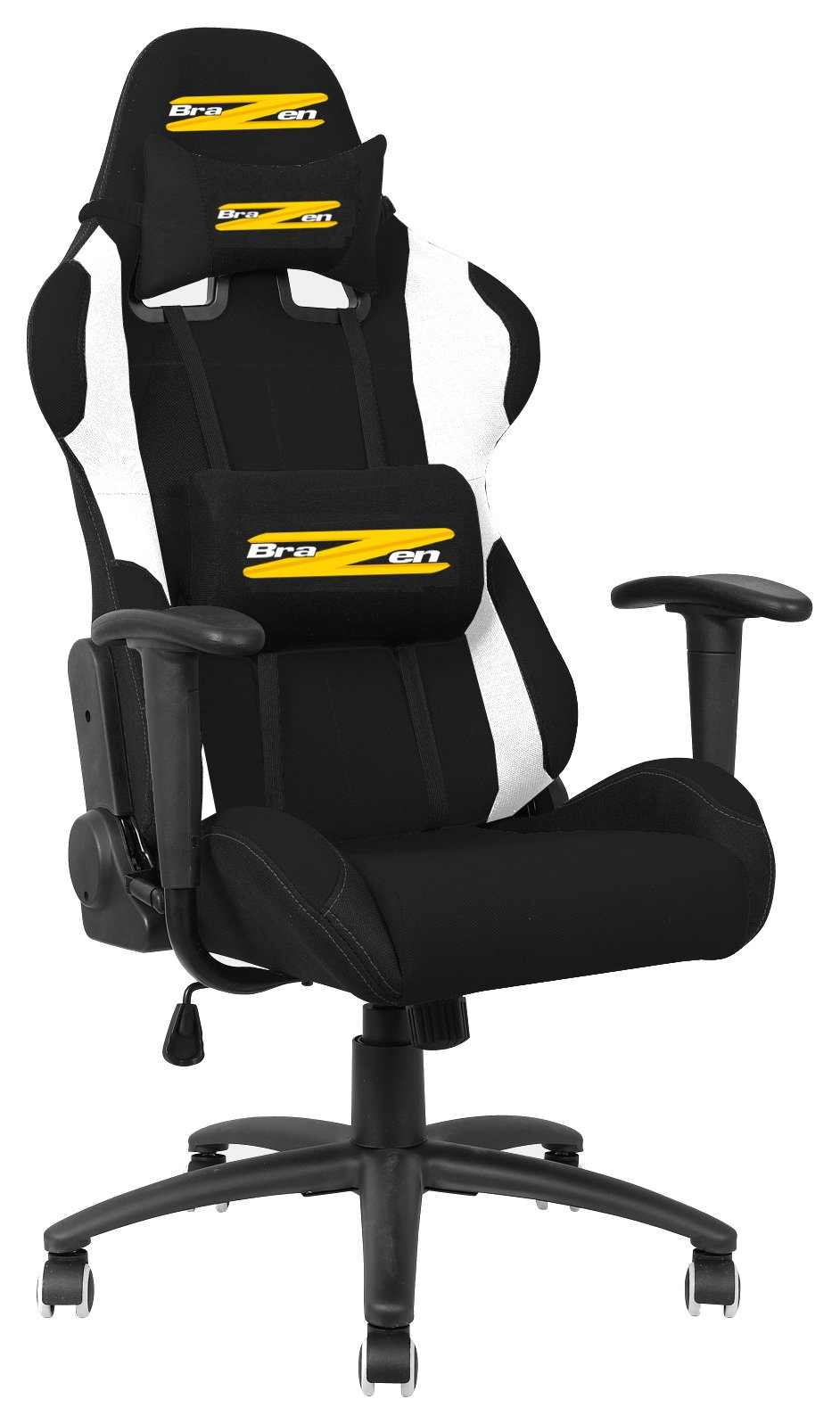 pro gaming chairs uk cheap racing chair brazen shadow black 5809127 argos price tracker pricehistory co