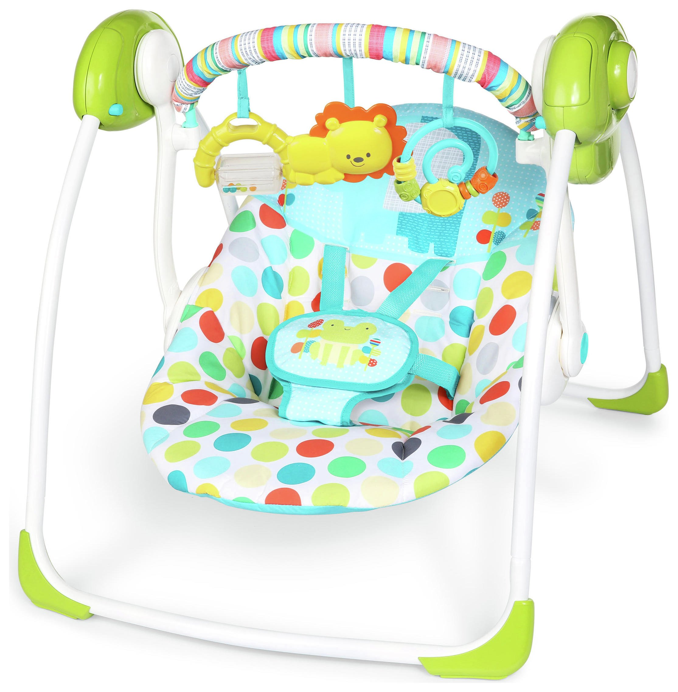 chair gym argos adirondack photo frame buy chad valley circus friends portable swing baby toys