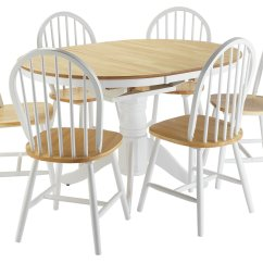 Table And 6 Chairs Diy Adirondack Chair From Pallet Buy Argos Home Kentucky Ext Solid Wood T Tone