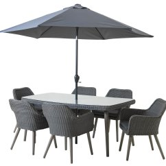 Rattan Chairs Argos Fishing In Chair Sale On Heart Of House Rio Effect 6 Seater