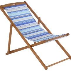 Beach Chairs Uk Argos Kid Bean Bag Chair Sale On Deck Blue Striped Now Available