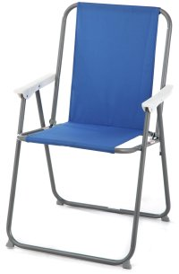 Buy Picnic Chair - Blue at Argos.co.uk - Your Online Shop ...