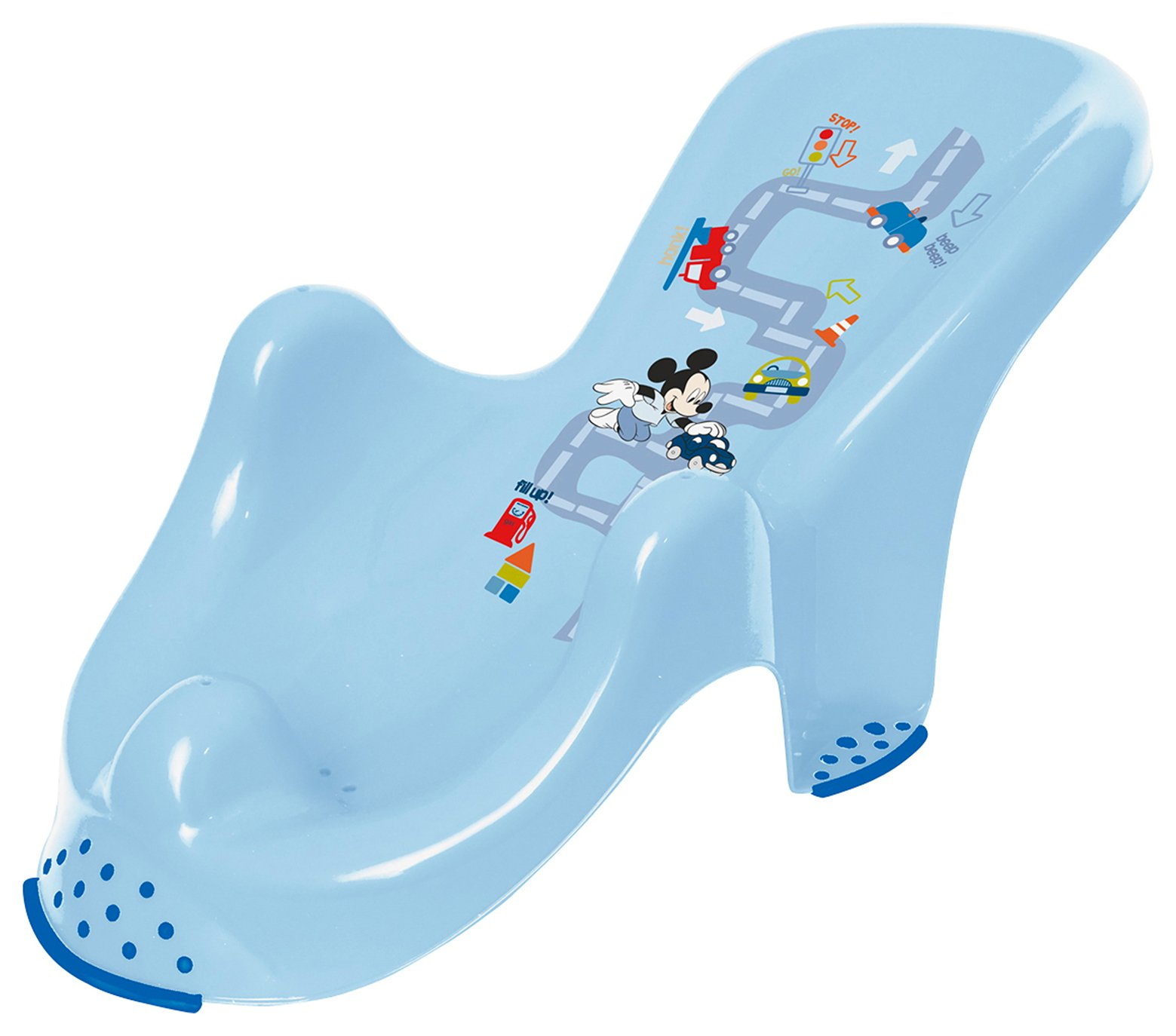 bath chair for baby dark brown leather buy disney mickey mouse accessories argos click to zoom