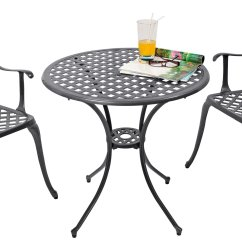 Chair Gym Argos How To Paint An Upholstered Sale On Porto Cast Alu 2 Seater Bistro Set