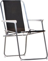 Buy Folding Picnic Chair - Black at Argos.co.uk - Your ...