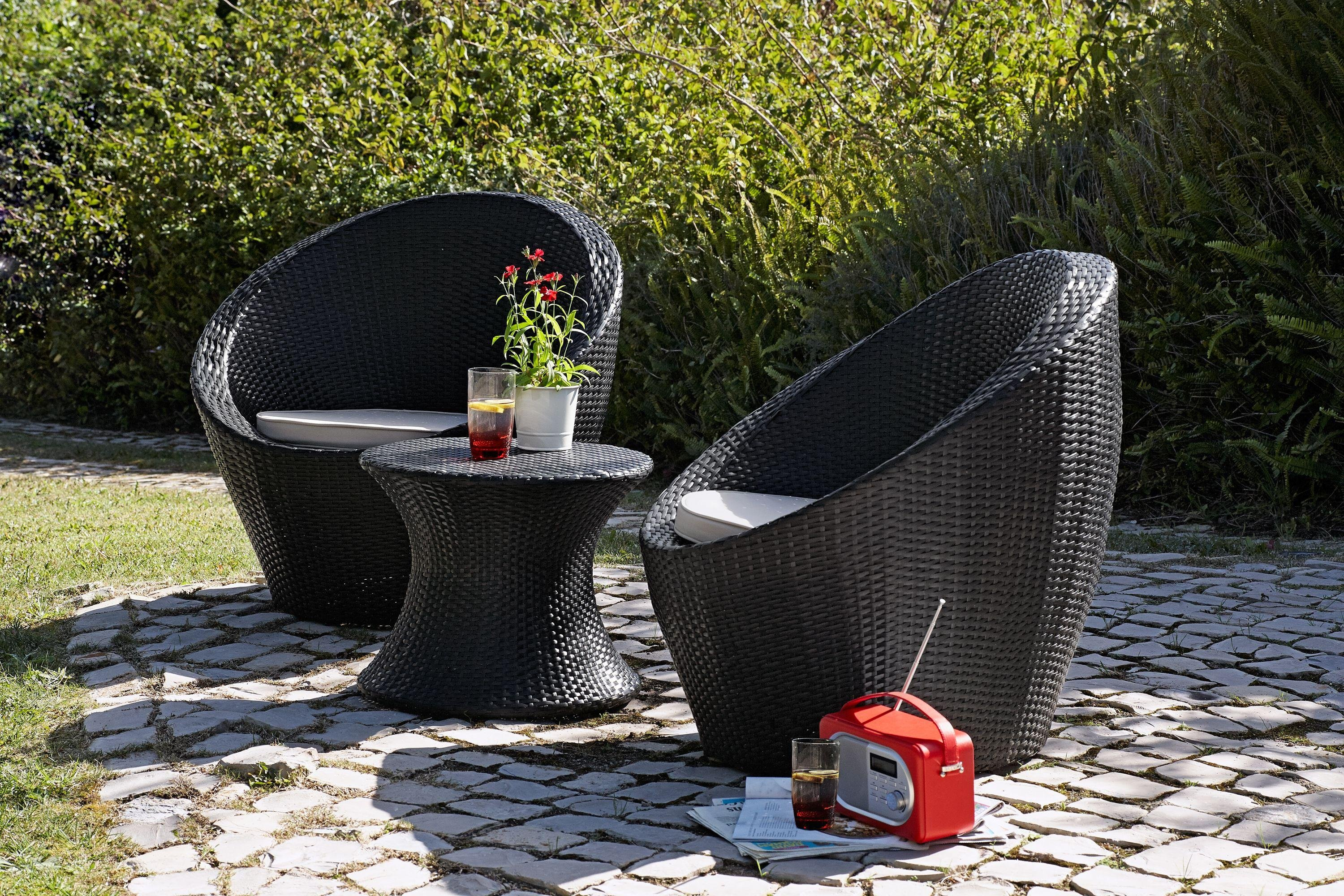 garden chair cushions argos t4 spa home rattan effect 2 seater duck egg patio set with