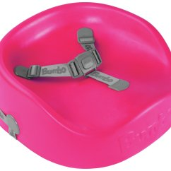 Bumbo Chair Accessories Vinyl Rocking Chairs Sale On Booster Seat Magenta Now