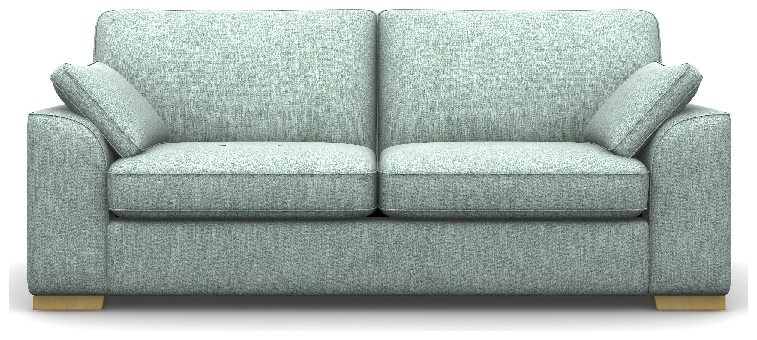fabric chesterfield sofa argos throw blankets for heart of house lincoln 3 seater duck egg