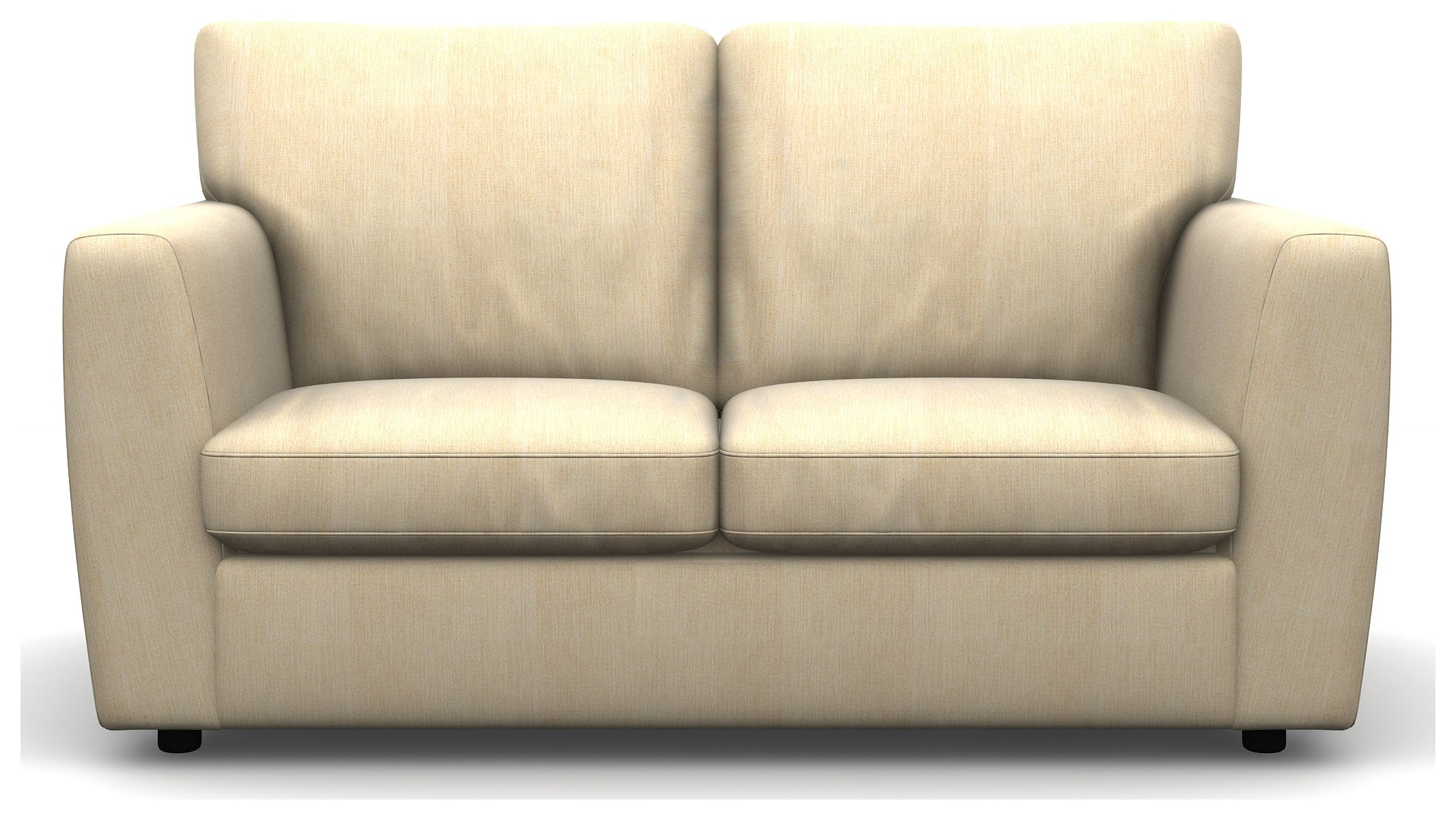 argos ava fabric sofa review oversized throws heart of house lucas 2 seater beige