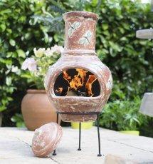 Chiminea Smoking Hot Deals Clay Iron & Bbq Chimineas