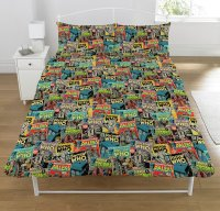 Dr Who Comic Bedding Set - Double. Review