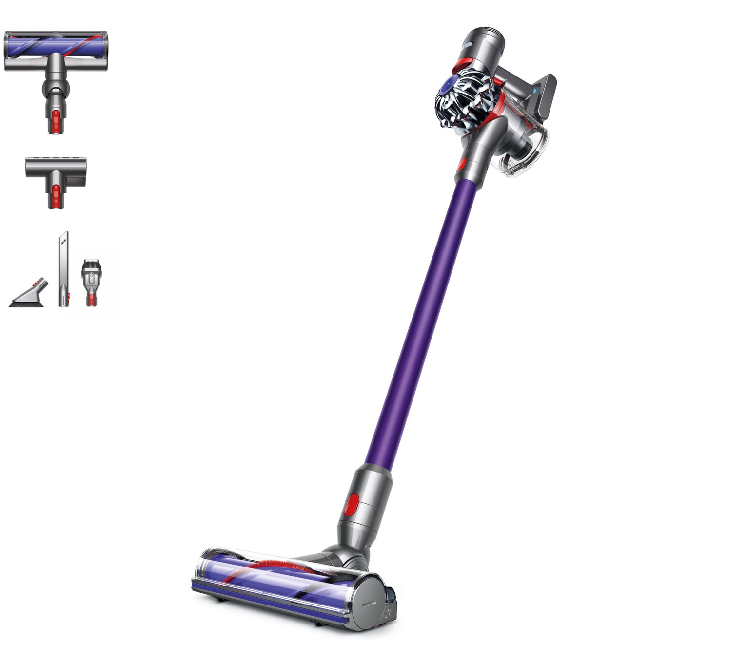 Dyson V7 Animal Cordless Vacuum Cleaner. Review