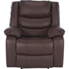 Electric Recliner Chairs Argos Infinity It 8500 Massage Chair Review Buy Home Leather Power Dark Brown Click To Zoom