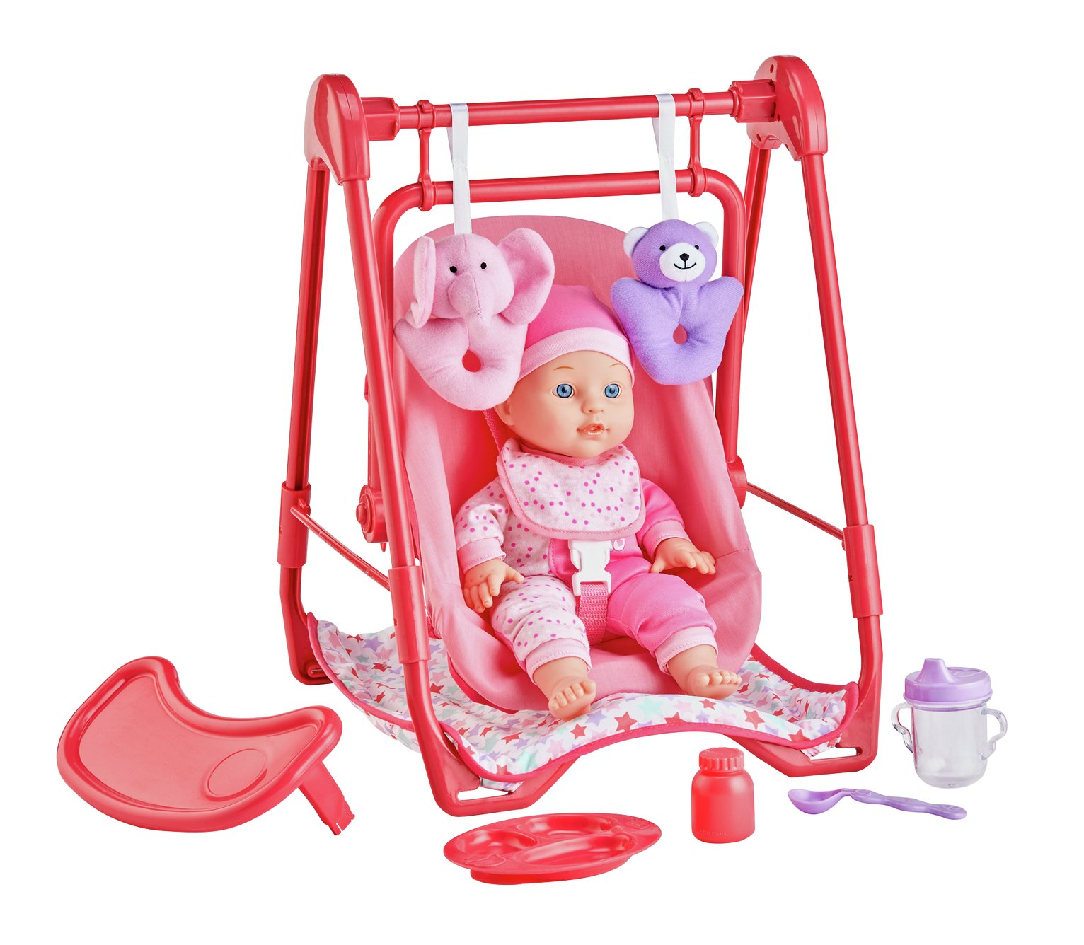 chair gym argos anti gravity reclining chairs buy chad valley babies to love 4 in 1 doll s activity unit dolls