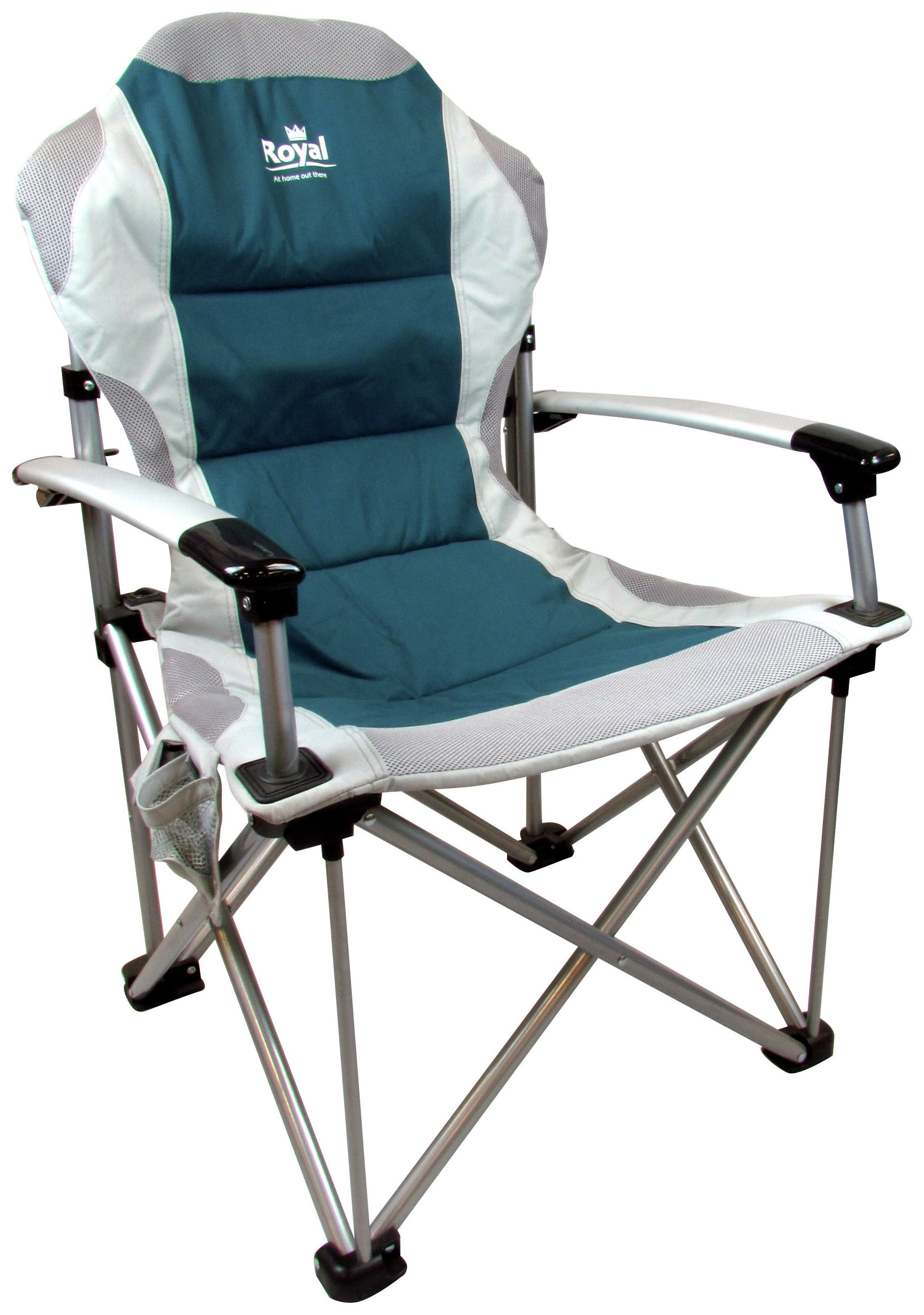 portable chairs argos childrens wooden table and set royal commander chair review