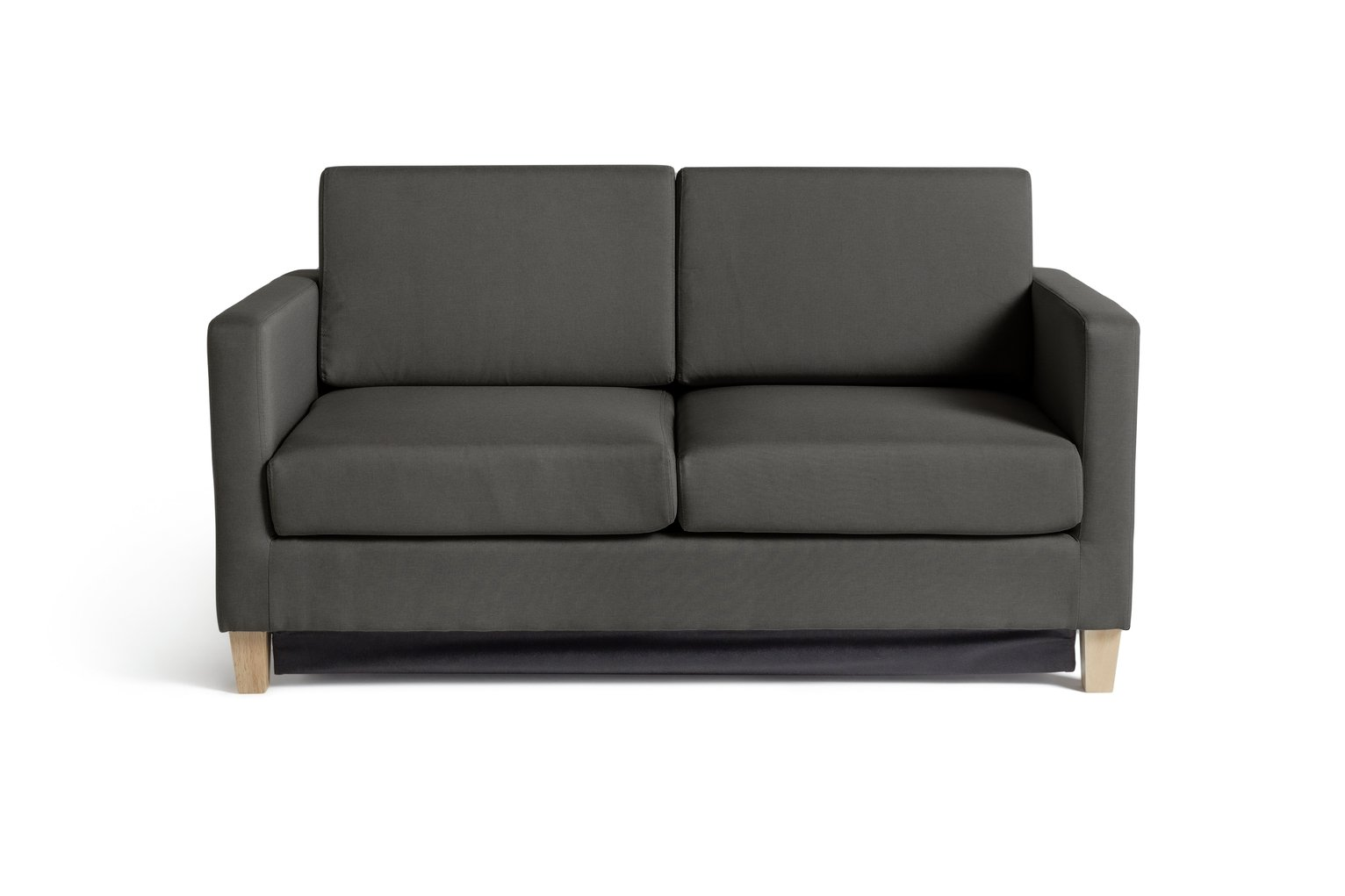 chair sofa beds how to remove damp smell from buy argos home rosie 2 seater fabric bed grey