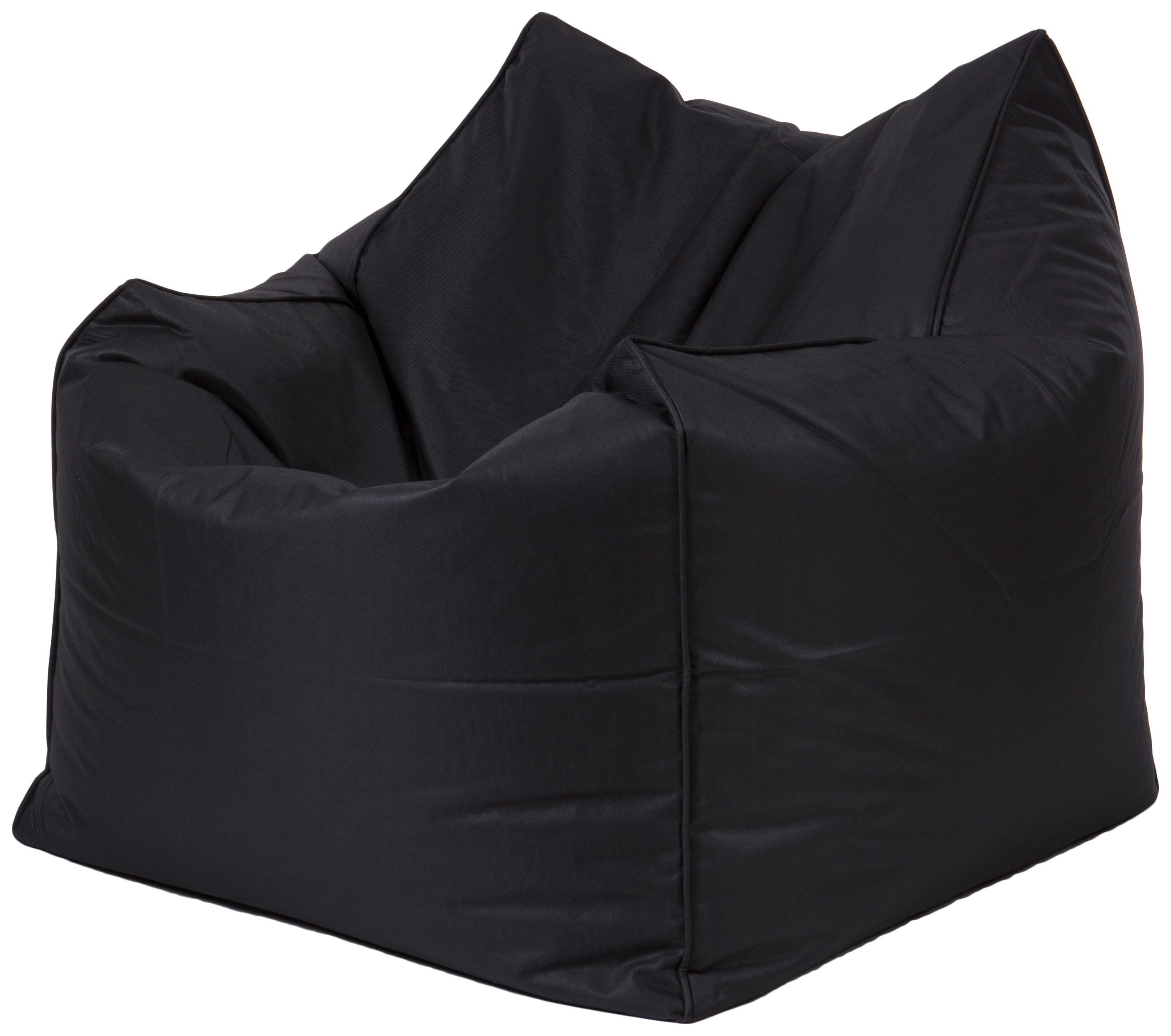 chill out chair hanging adelaide buy kaikoo chillout black beanbags argos click to zoom